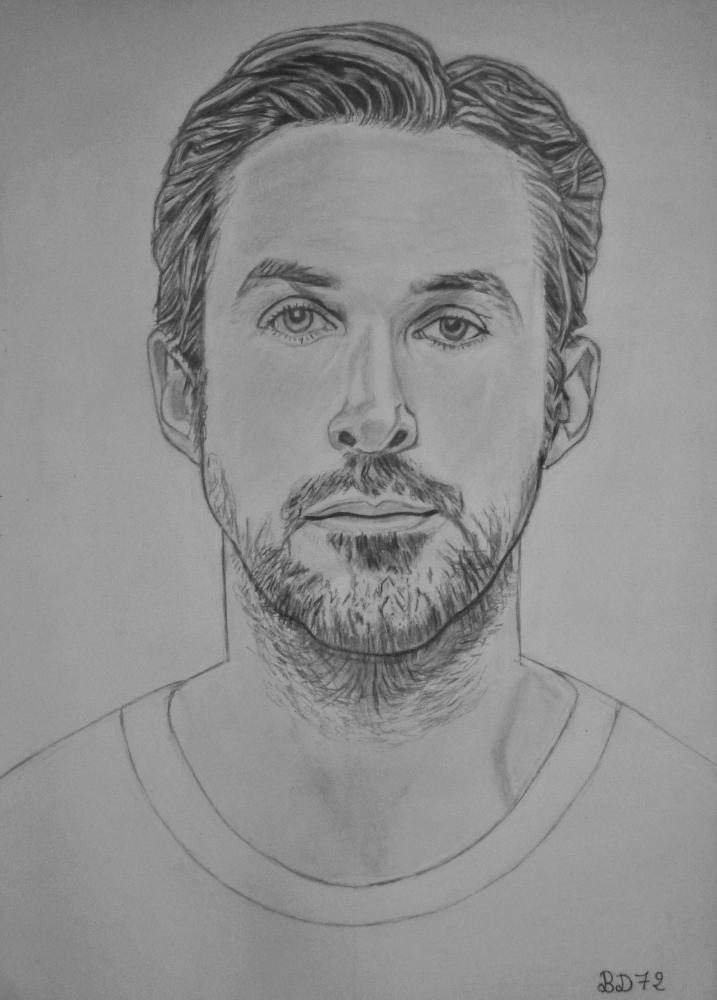 Ryan Gosling par beasalsa
